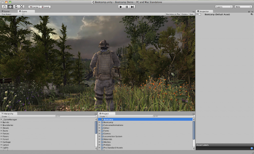 game editor in PC